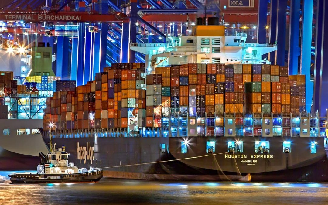 4 retos de la logística portuaria