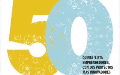 [NOTICIA] Sixphere, entre las 50 startups del futuro de la revista Emprendedores